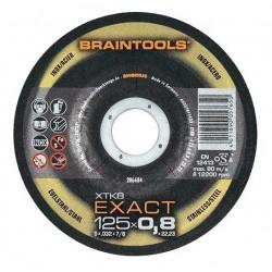 Rhodius XTK8 EXACT 125x0,8 tarcza do cięcia metalu