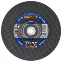Rhodius ST21 400 × 4,0 × 32,00 tarcza do cięcia metalu