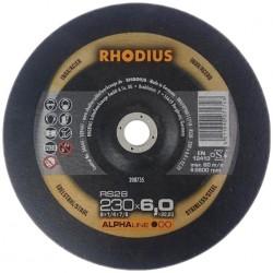 Rhodius RS28 Alpha 230x6,0 tarcza ścierna