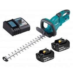 Makita DUH551RF2 akumulatorowe nożyce do żywopłotu