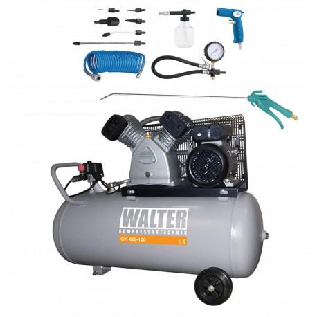 Walter GK 420 - 2,2/50 kompresor tłokowy