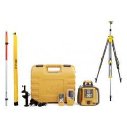 Topcon RL-SV2S niwelator laserowy + łata + statyw SJJ32