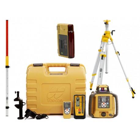 Topcon RL-SV2S Digital - niwelator + LS-B10 + LS-24 + SJJ32