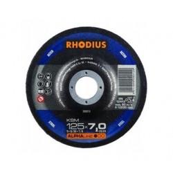 Rhodius KSM fi 125x7 tarcza do szlifowania metalu