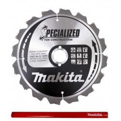 Makita B-13699 tarcza do drewna 235mm