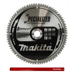 Makita Efficut B-67262 tarcza do drewna 305mm