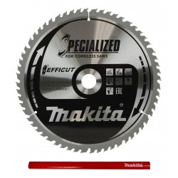 Makita Efficut B-67256 tarcza do drewna 305mm