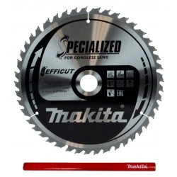 Makita Efficut B-64624 tarcza do drewna 260mm