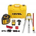 Nivel System NL500 niwelator + łata + statyw