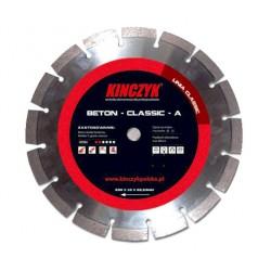 Tarcza CLASSIC-A 125x10x22,23 diamentowa do betonu