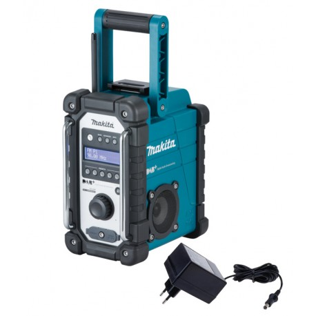 Makita DMR110 radio budowlane DAB+