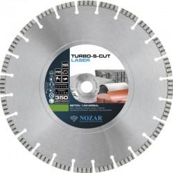 Nozar Turbo-S-Cut 350 mm tarcza do cięcia