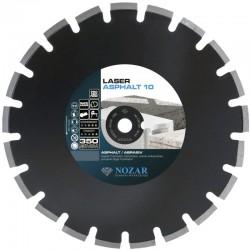 Nozar Asphalt 10 350 mm tarcza do cięcia betonu