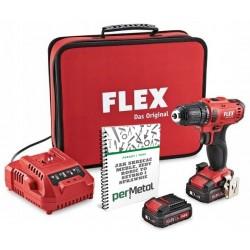 Flex DD 2G 10,8V LD wiertarko-wkrętarka