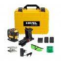 Nivel System CL4D-G laser krzyżowy 4x360