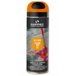 Soppec TP Fluo spray pomarańczowa farba geodezyjna