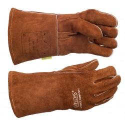 Weldas 10-2392 rękawice spawalnicze z podszewką