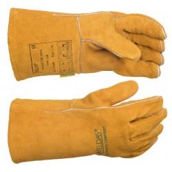 Weldas 10-2101GB rękawice spawalnicze Golden Brown